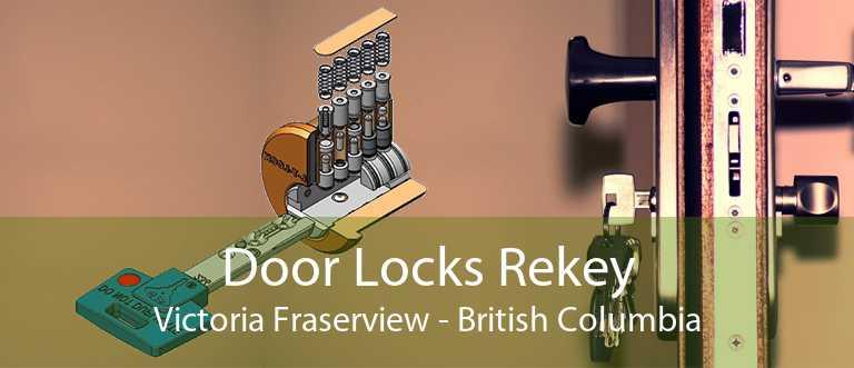 Door Locks Rekey Victoria Fraserview - British Columbia