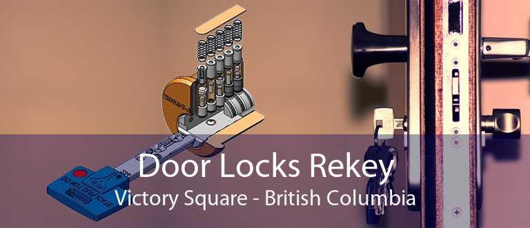 Door Locks Rekey Victory Square - British Columbia