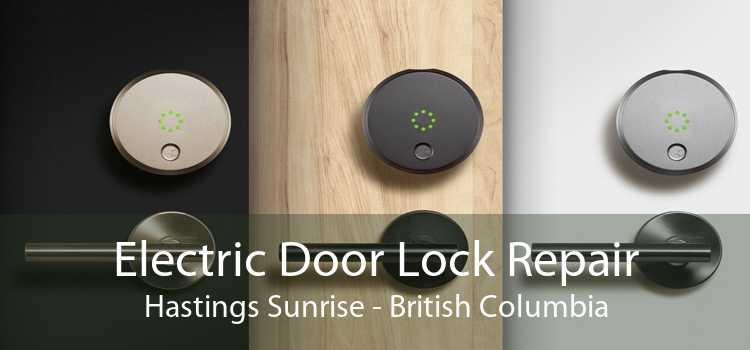 Electric Door Lock Repair Hastings Sunrise - British Columbia