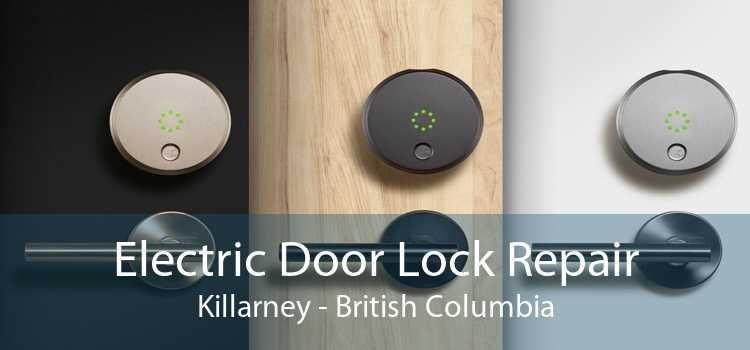 Electric Door Lock Repair Killarney - British Columbia