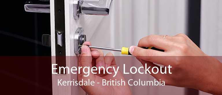Emergency Lockout Kerrisdale - British Columbia