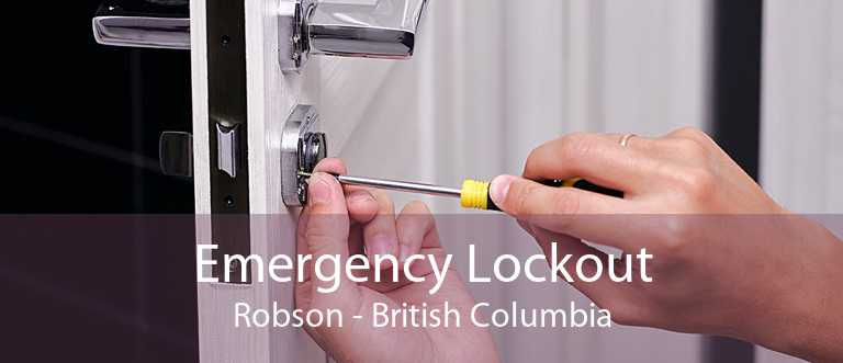 Emergency Lockout Robson - British Columbia