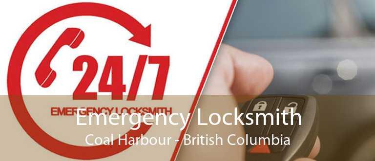 Emergency Locksmith Coal Harbour - British Columbia