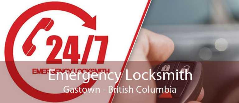 Emergency Locksmith Gastown - British Columbia