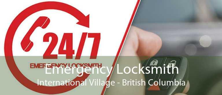 Emergency Locksmith International Village - British Columbia