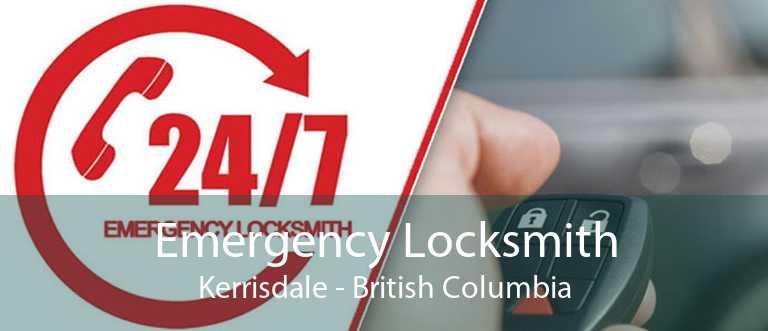 Emergency Locksmith Kerrisdale - British Columbia