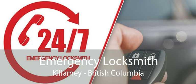 Emergency Locksmith Killarney - British Columbia