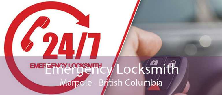 Emergency Locksmith Marpole - British Columbia