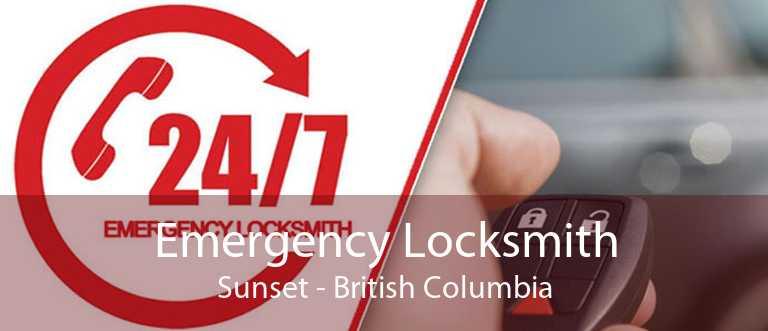 Emergency Locksmith Sunset - British Columbia