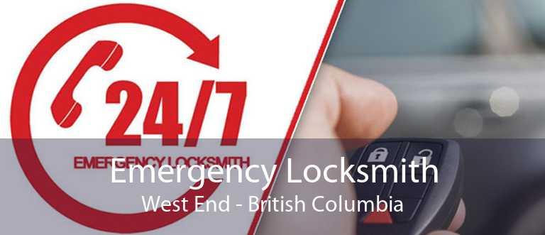 Emergency Locksmith West End - British Columbia