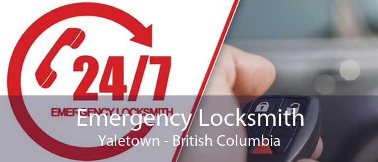 Emergency Locksmith Yaletown - British Columbia