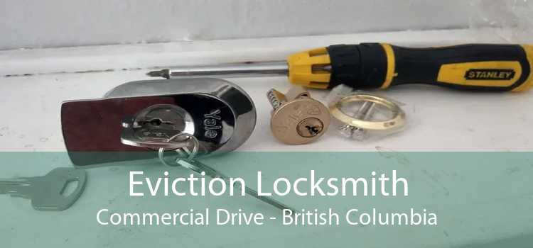 Eviction Locksmith Commercial Drive - British Columbia
