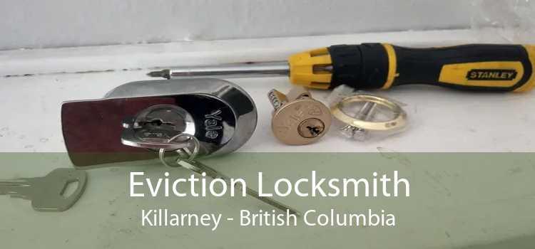 Eviction Locksmith Killarney - British Columbia