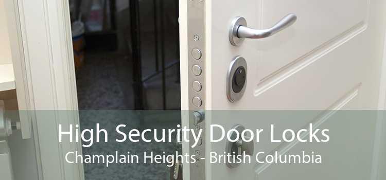 High Security Door Locks Champlain Heights - British Columbia