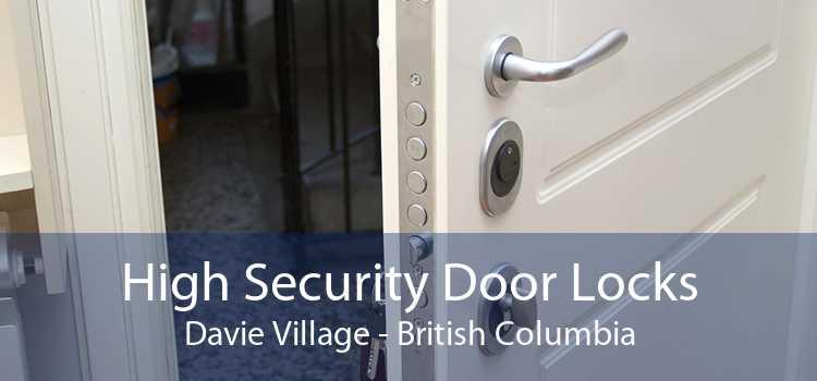 High Security Door Locks Davie Village - British Columbia