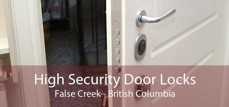 High Security Door Locks False Creek - British Columbia