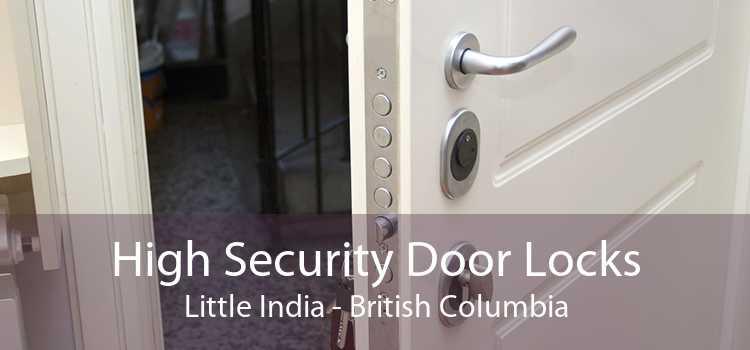 High Security Door Locks Little India - British Columbia