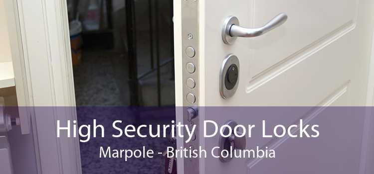 High Security Door Locks Marpole - British Columbia
