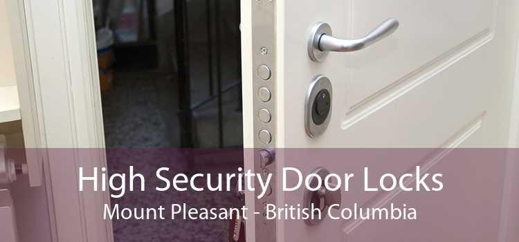 High Security Door Locks Mount Pleasant - British Columbia