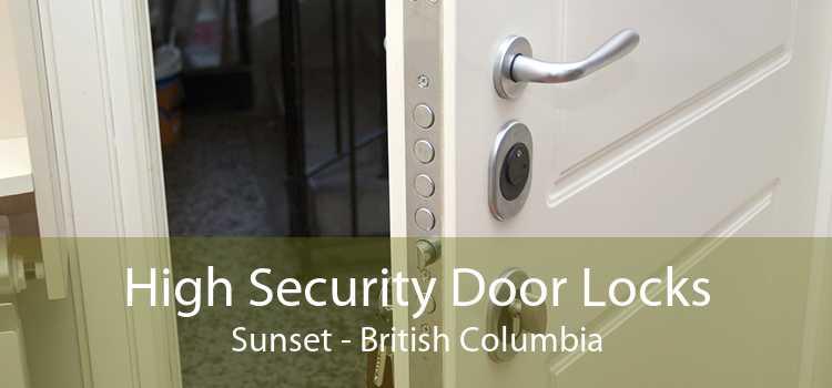High Security Door Locks Sunset - British Columbia