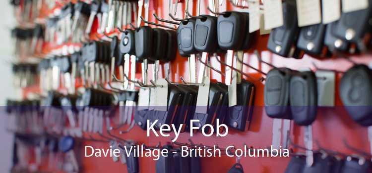 Key Fob Davie Village - British Columbia