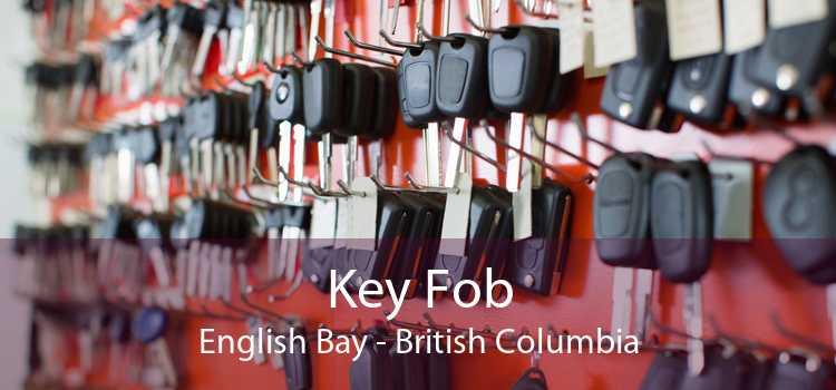 Key Fob English Bay - British Columbia
