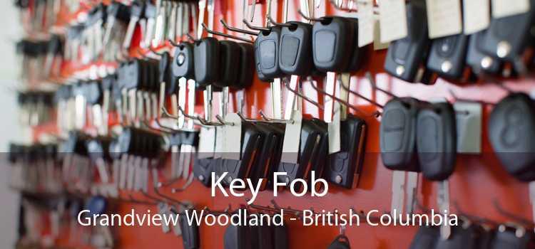 Key Fob Grandview Woodland - British Columbia