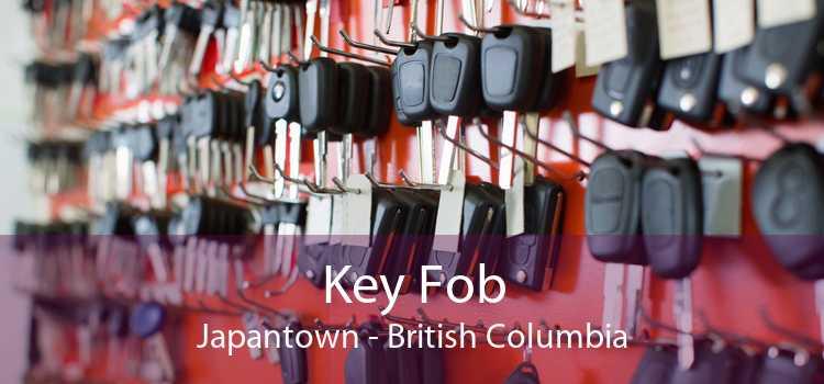 Key Fob Japantown - British Columbia