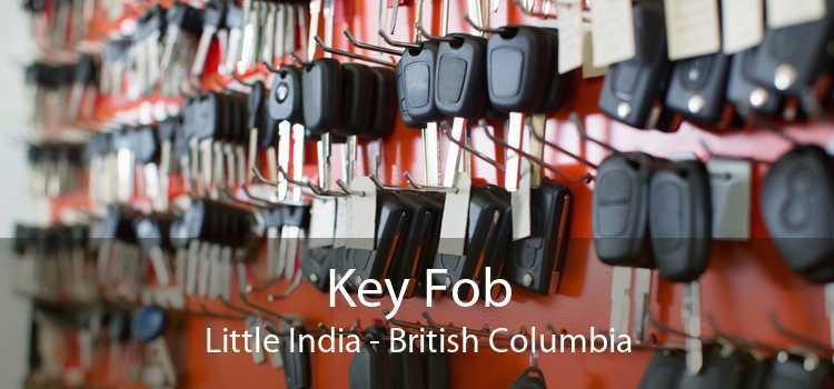 Key Fob Little India - British Columbia