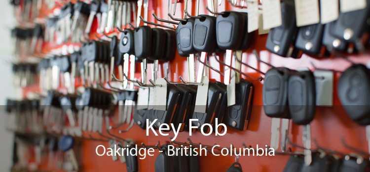 Key Fob Oakridge - British Columbia