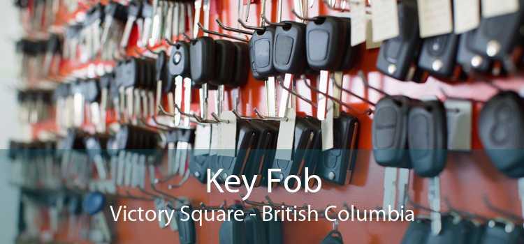 Key Fob Victory Square - British Columbia