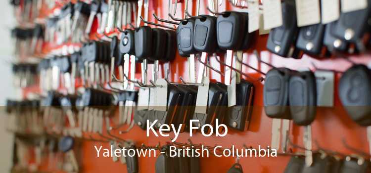 Key Fob Yaletown - British Columbia