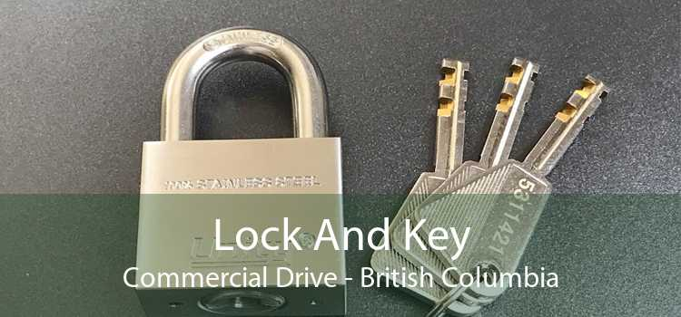 Lock And Key Commercial Drive - British Columbia
