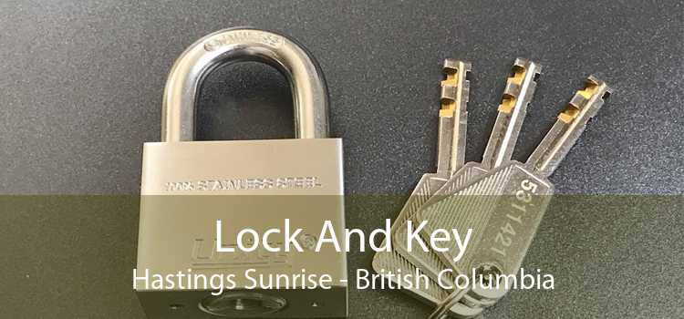 Lock And Key Hastings Sunrise - British Columbia
