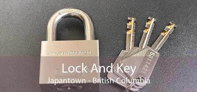 Lock And Key Japantown - British Columbia