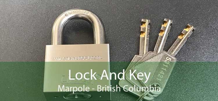 Lock And Key Marpole - British Columbia