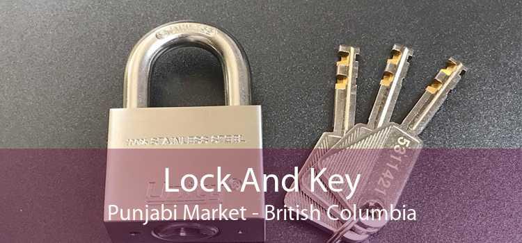 Lock And Key Punjabi Market - British Columbia