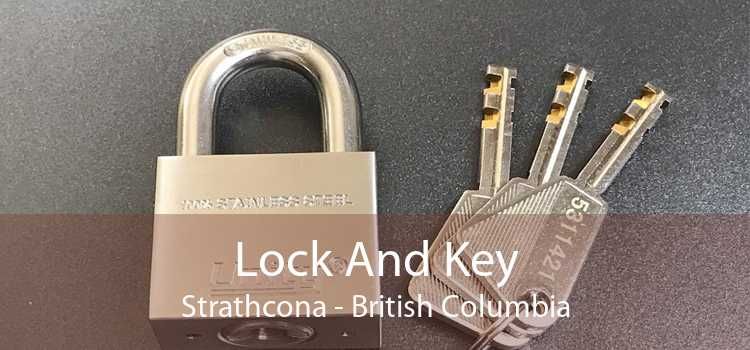 Lock And Key Strathcona - British Columbia