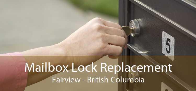 Mailbox Lock Replacement Fairview - British Columbia