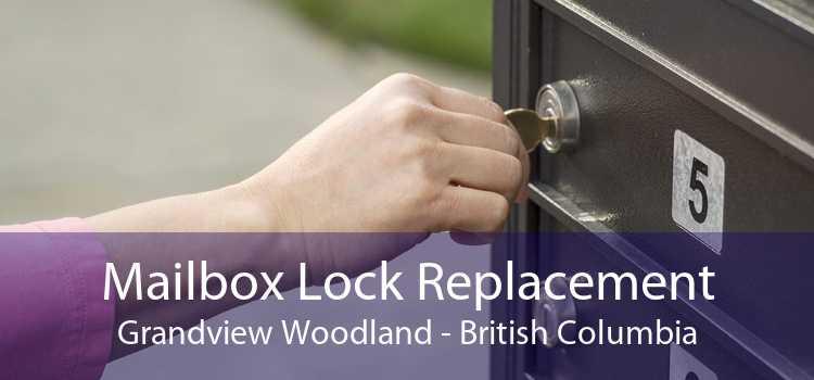 Mailbox Lock Replacement Grandview Woodland - British Columbia