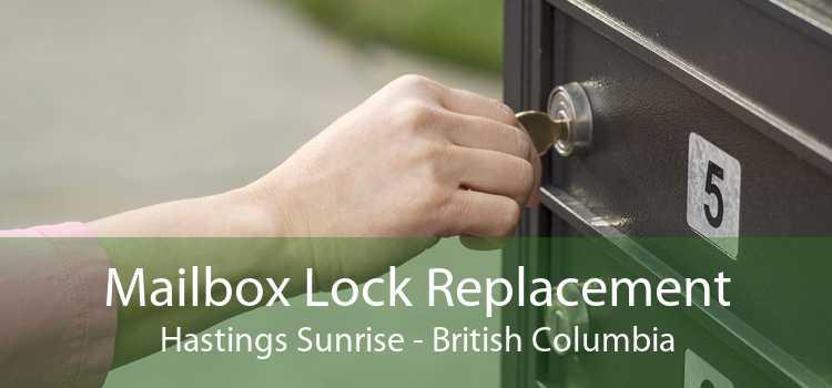 Mailbox Lock Replacement Hastings Sunrise - British Columbia