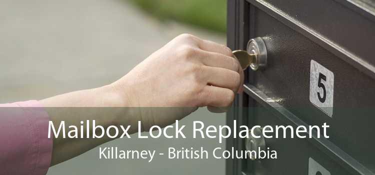 Mailbox Lock Replacement Killarney - British Columbia