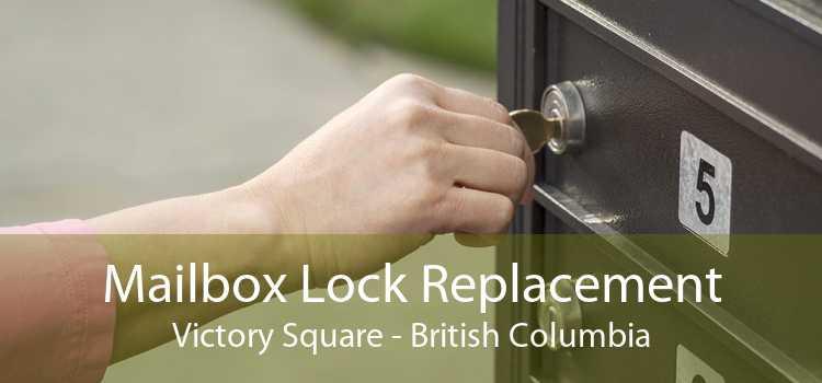 Mailbox Lock Replacement Victory Square - British Columbia