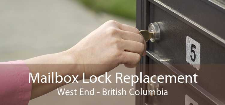 Mailbox Lock Replacement West End - British Columbia