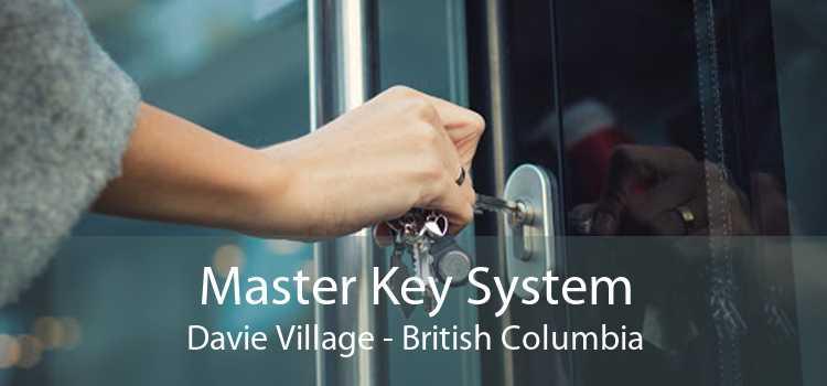 Master Key System Davie Village - British Columbia