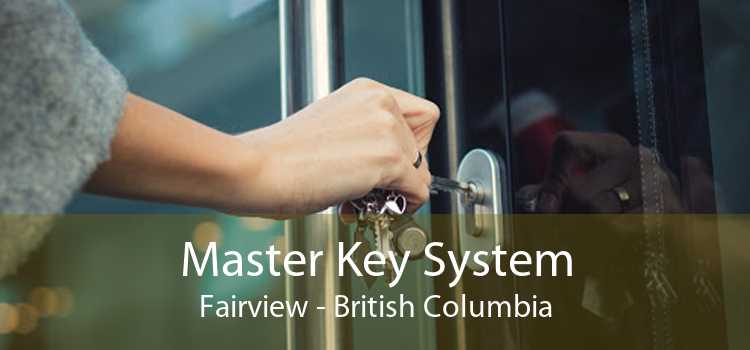 Master Key System Fairview - British Columbia