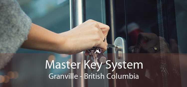 Master Key System Granville - British Columbia