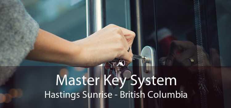 Master Key System Hastings Sunrise - British Columbia
