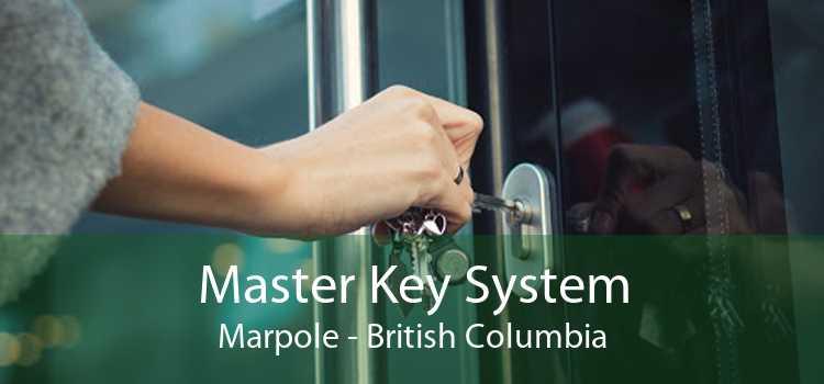Master Key System Marpole - British Columbia