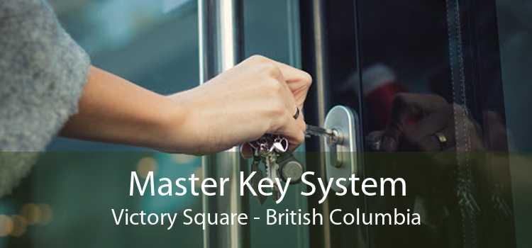 Master Key System Victory Square - British Columbia